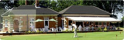 Bearwood Golf Club, Reading, The Clubhouse.