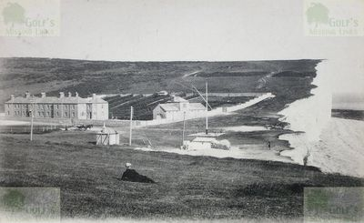 Birling Manor Golf Club, Eastbourne. The Birling Gap Hotel and Golf Links.
