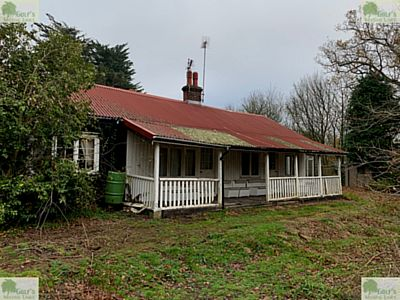 Cuckfield Golf Club, Haywards Heath. Picture showing the clubhouse in December 2020.