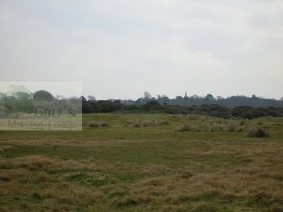 Royal Isle of Wight Golf Club, Bembridge. Later image of the former course.