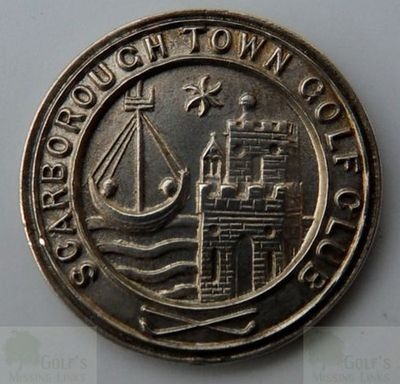 Scarborough Town Golf Club. Club button.