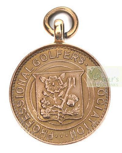 Tooting Bec Golf Club. The Tooting Bec Medal.