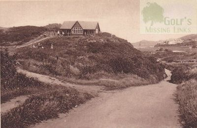 Woolacombe Bay Golf Club, Mortehoe, Devon. The Woolacombe Clubhouse.