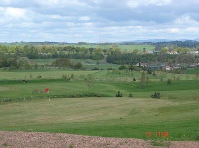 Bridgecastle Golf Club, Armadale. The golf course in 2006.
