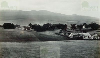 Balfron Golf Club - The former course.
